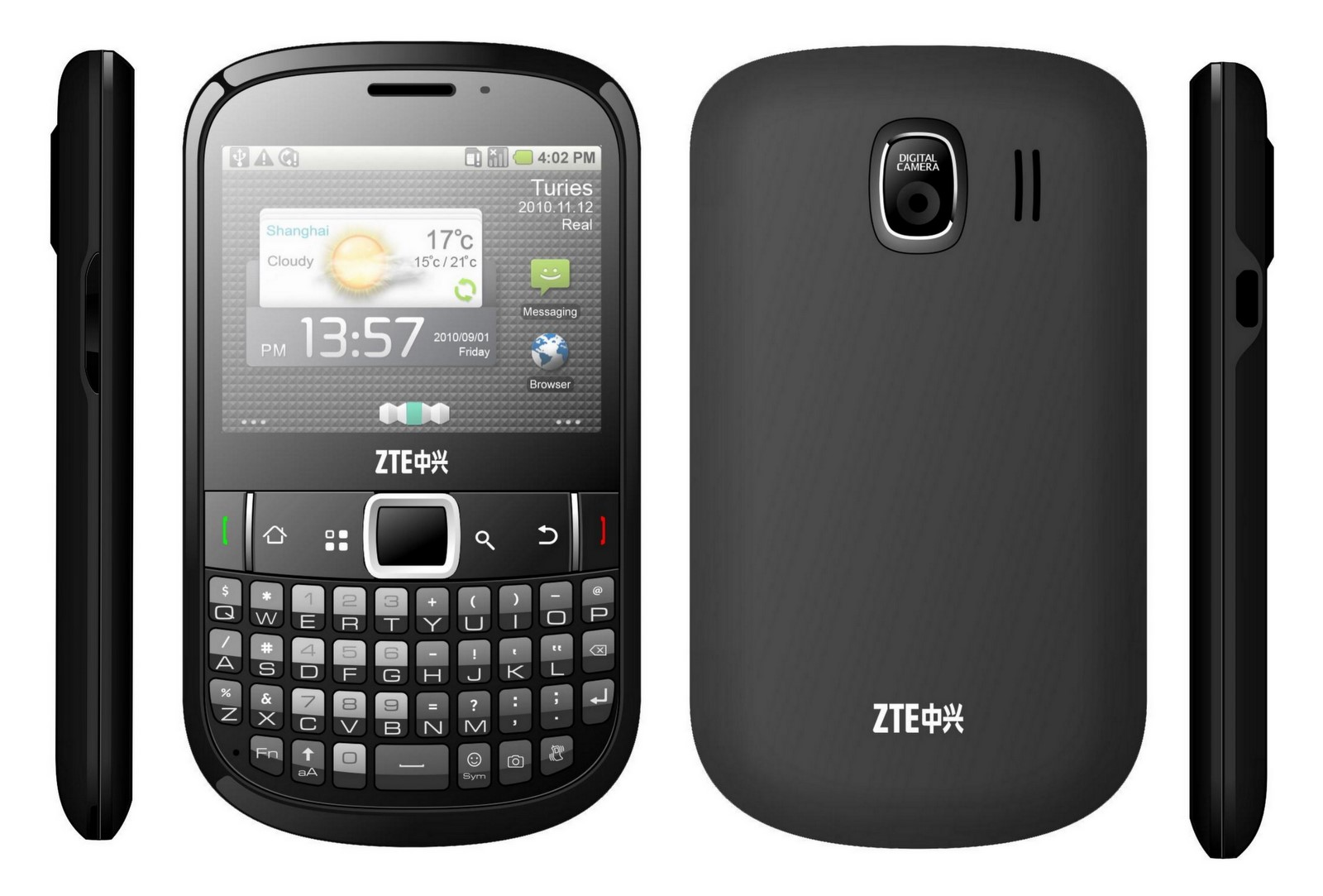 Better Kernel And Build Instructions For ZTE Tureis (P725A)