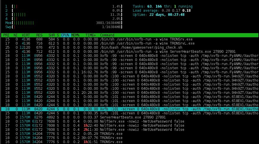 Windows-Spieleserver Unter Linux Betreiben