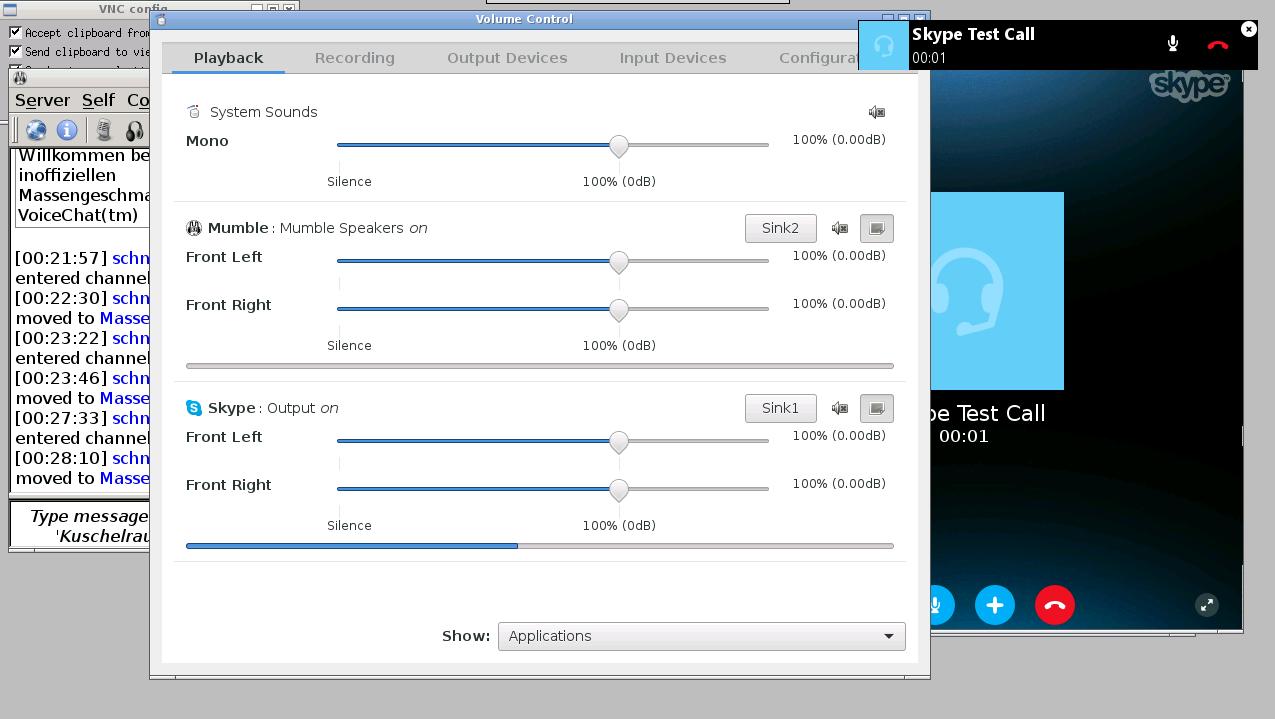 SkypeMumble-Brücke Auf Einem Dedizierten Server Einrichten