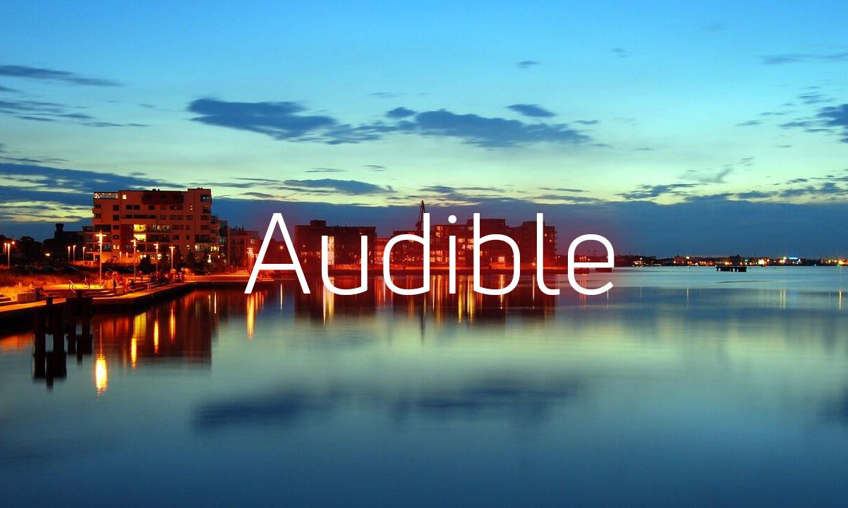 Audible .aax/.aa-Hörbücher Zu MP3 Konvertieren